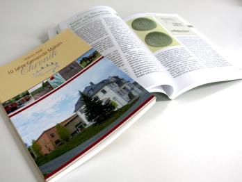 Buch Klebebindung